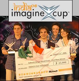vincitori imagine cup 2006