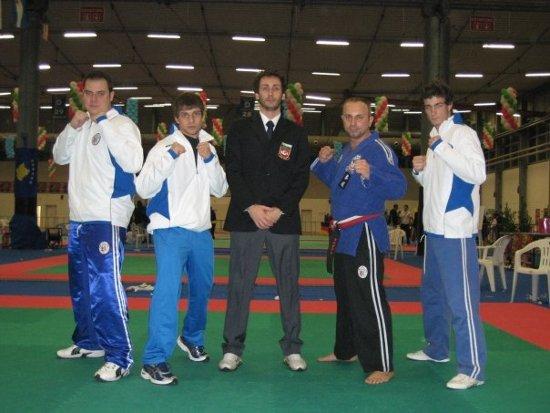 Mondiali WTKA 2009 Free Fighting Academy Campione del mondo