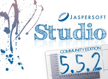 Jaspersoft Studio CE 5.5.2